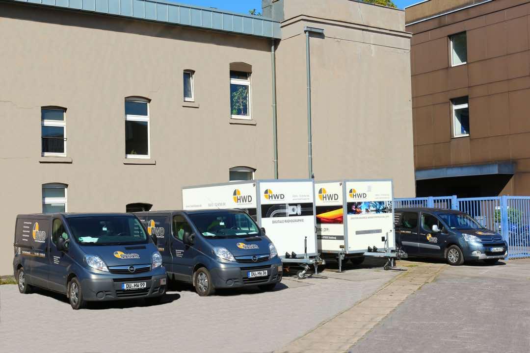 HWD Haase Werkstoffprüfung Duisburg